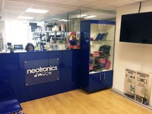 office neotronics chile
