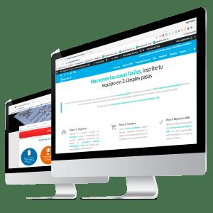 paginas registratuimei y multibanda