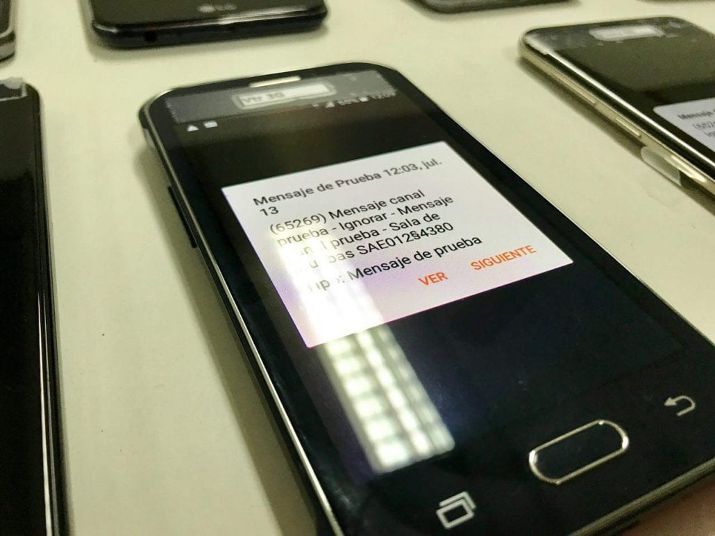 texto multibanda sae registratuimei