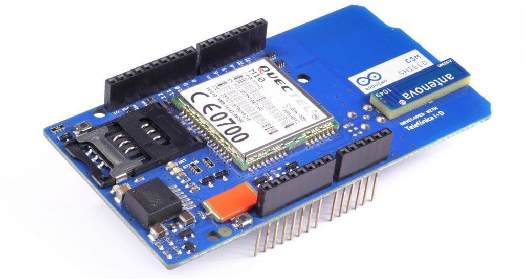 Board-Arduino-GSM