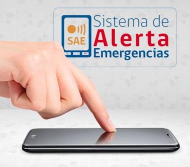 sistema de alerta de emergencias