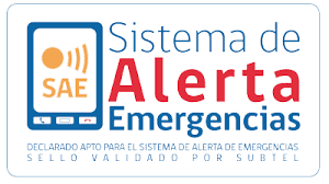 logo sistema de alerta de emergencias