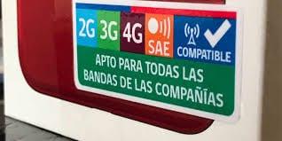 sticker ley multibanda registratuimei